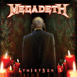 MEGADETH - TH1RT3EN + RARE...