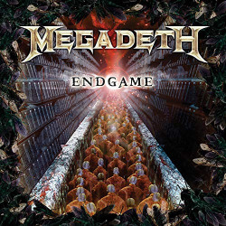 MEGADETH - END GAME + RARE...