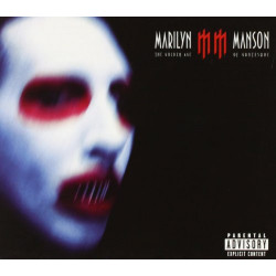 MARILYN MANSON - THE GOLDEN...