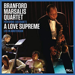 BRANFORDS MARSALIS QUARTET...