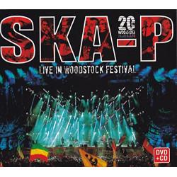 SKA-P - LIVE IN WOODSTOCK...