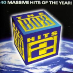 VARIOS THE BOX HITS 98 VOL....