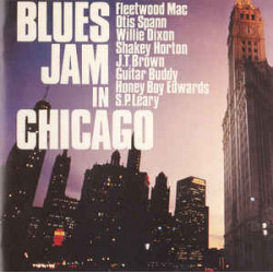 VARIOS BLUES JAM IN CHICAGO...