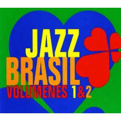 VARIOS JAZZ-BRASIL 1&2 -...