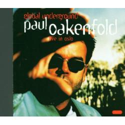 PAUL OAKENFOLD - LIVE IN OSLO