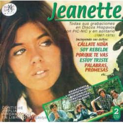 JEANETTE - TODAS SUS...