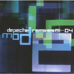 DEPECHE MODE - REMIXES 81-04 +