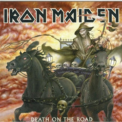 IRON MAIDEN - DEATH ON THE...