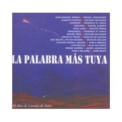 VARIOS LA PALABRA MAS TUYA...