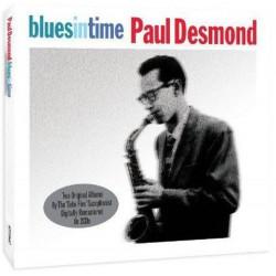PAUL DESMOND - BLUES IN TIME