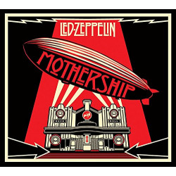 LED ZEPPELIN - MOTHORSHIP -...