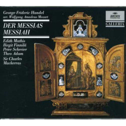 HANDEL - MOZART: DER MESSIAS