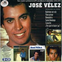 JOSE VELEZ - SUS PRIMEROS 4...