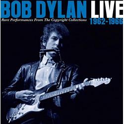 BOB DYLAN - LIVE - 1962-1966
