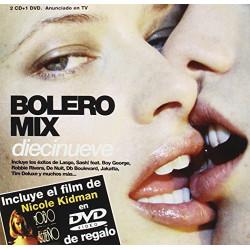 VARIOS BOLERO MIX 19 -...