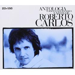 ROBERTO CARLOS - ANTOLOGIA,...