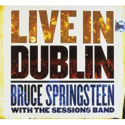 BRUCE SPRINGSTEEN - LIVE IN...