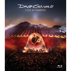 DAVID GILMOUR - LIVE AT...