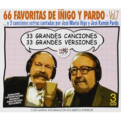 VARIOS 66 FAVORITAS DE...
