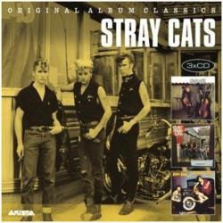 STRAY CATS - ORIGINAL ALBUM...