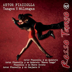 ASTOR PIAZZOLLA - ROSSO...