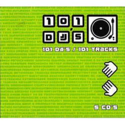 VARIOS 101 DJ'S - 101 DJ'S