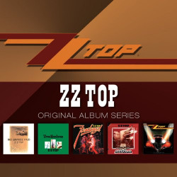 ZZ TOP - ORIGINAL ALBUM SERIES