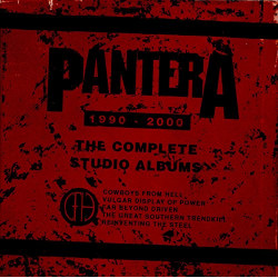 PANTERA - THE COMPLETE...
