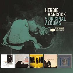 HERBIE HANCOCK - 5 ORIGINAL...