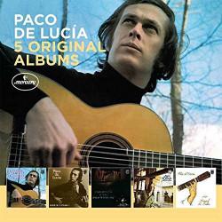 PACO DE LUCIA - 5 ORIGINAL...