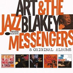 ART BLAKEY - 5 ORIGINAL ALBUMS