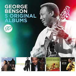 GEORGE BENSON - 5 ORIGINAL...