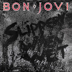BON JOVI - SPLIPPERY WHEN WET