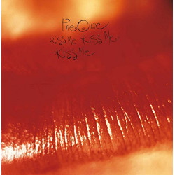 THE CURE - KISS ME, KISS...