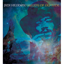 JIMI HENDRIX - VALLEYS OF...