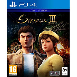 PS4 SHENMUE III - DAY 1...