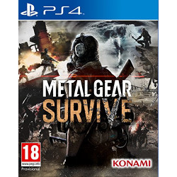 PS4 METAL GEAR SURVIVE -...