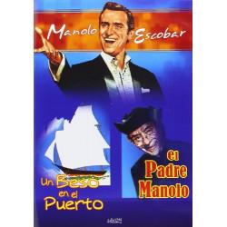 DVD UN BESO EN EL PUERTO +...