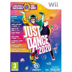 WII JUST DANCE 2020