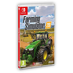 SW FARMING SIMULATOR 20 -...