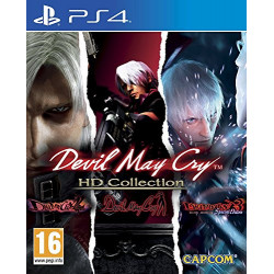 PS4 DEVIL MAY CRY HD...