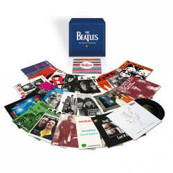 THE BEATLES - THE SINGLES...