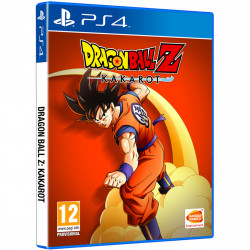 PS4 DRAGON BALL Z KAKAROT