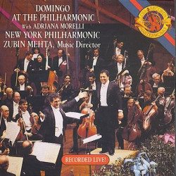 PLACIDO DOMINGO - AT THE...