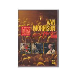 VAN MORRISON - LIVE AT...