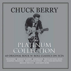 CHUCK BERRY - THE PLATINUM...