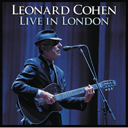 LEONARD COHEN - LIVE IN LONDON