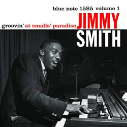 JIMMY SMITH - GROOVIN AT...