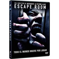 DVD ESCAPE ROOM