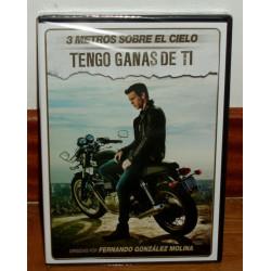 DVD TENGO GANAS DE TI + 3...